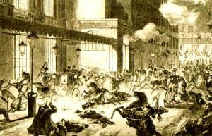 attentato a Napoleone III