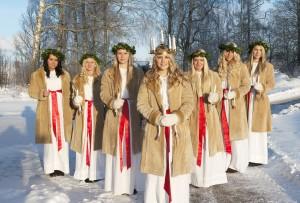 santa Lucia Svezia
