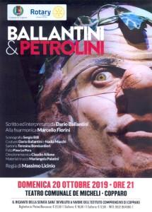 Locandina Ballantini Petrolini
