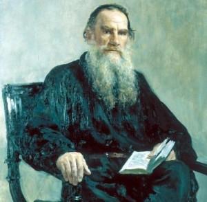 Tolstoj ritratto