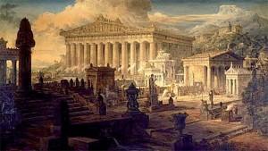 eleusi tempio